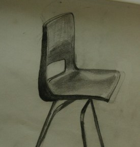 here's one I made earlier :: furniture design course - day 1