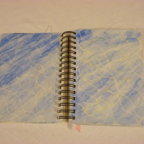 here's one I made earlier :: sketchbooks
