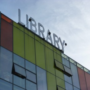 out and about :: london's libraries