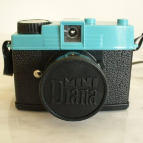 here's one I made earlier :: mini diana