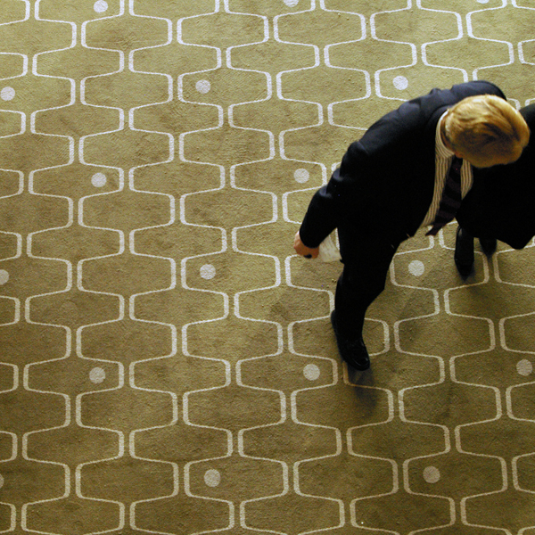 Royal Festival Hall Net & Ball Carpet
