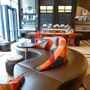 out and about :: tryp hotel