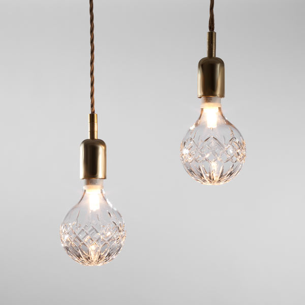 Lee Broom Public House Crystal Bulbs