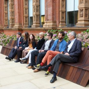 out and about :: V&A (LDF12)