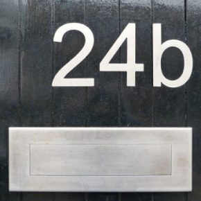 photos of numbers :: 24b, 123 & 40