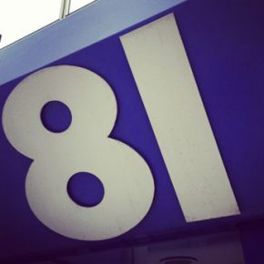 photos of numbers :: 81, 3 & 55