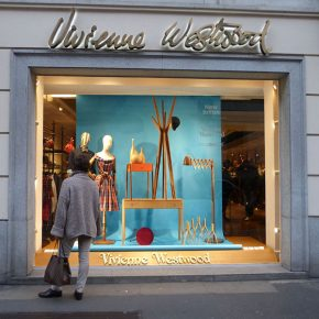 out and about :: new british at vivienne westwood