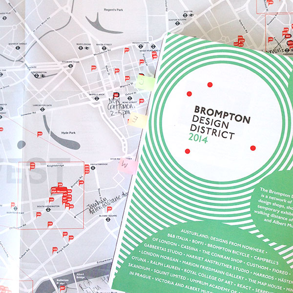 London Design Festival 2014 Guide
