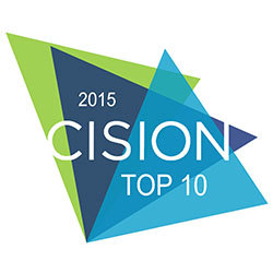 Cision Top 10 Interior Design Blog 2015
